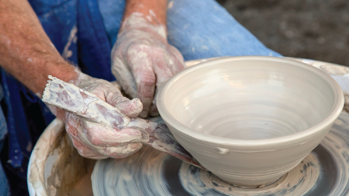 Now in its 17th year, ASU Art Museum Ceramics Research Center's self-guided  Ceramic Studio Tour is a Valley-wide event, showcasing the work of  professional ...