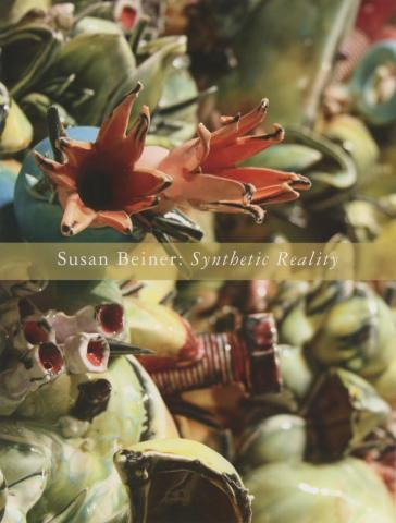 Susan Beiner: Synthetic Reality - Cover