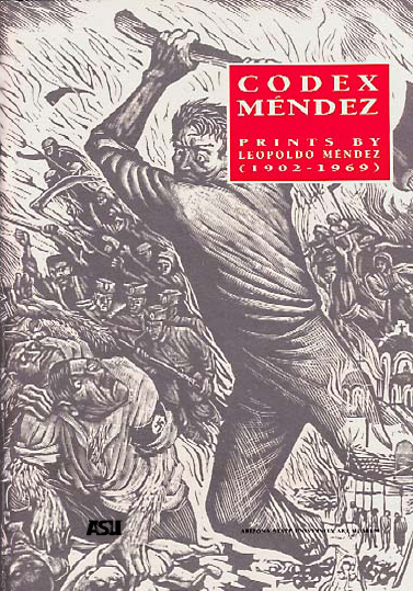 Codex Mendez - Cover
