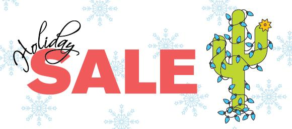 Holiday Sale at the CRC