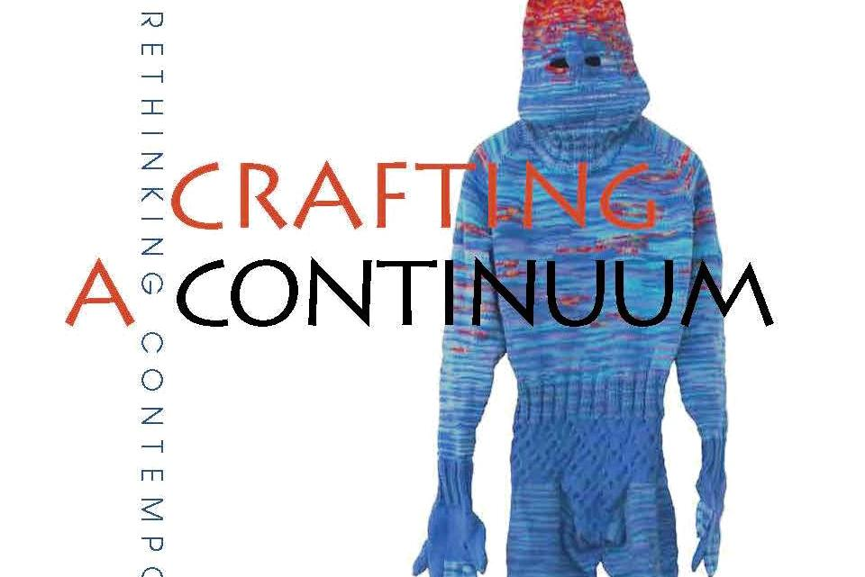 Crafting a Continuum Book Cover