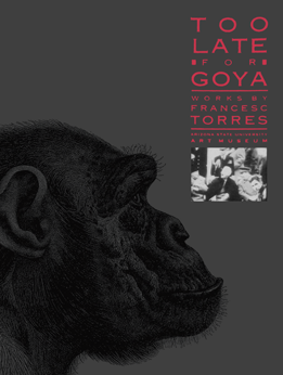 Too Late For Goya - Cover